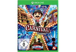 Carnival Games - [Xbox One]