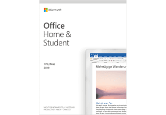 Microsoft Office Home & Student 2019 - [PC]