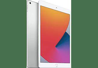 APPLE iPad Wi-Fi (8. Generation 2020), Tablet, 32 GB, 10,2 Zoll, Silber