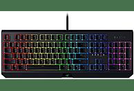 Teclado gaming - Razer BlackWidow Green Switch (2019), Mecánico, Retroiluminado, 5 configuraciones, Negro