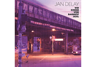 Jan Delay - Wir Kinder vom Bahnhof Soul (Exklusive Limited Edition)  - (Vinyl)
