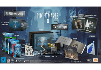 Little Nightmares II - TV Edition - [PC]