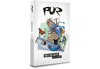 PUR - 100% DAS BESTE AUS 40 JAHREN (LTD. DELUXE EDT.)  - (CD)