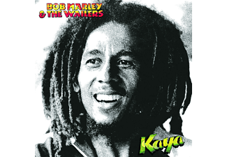 Bob Marley & The Wailers - Kaya (Exklusive Limited Colour Edition - Green)  - (Vinyl)