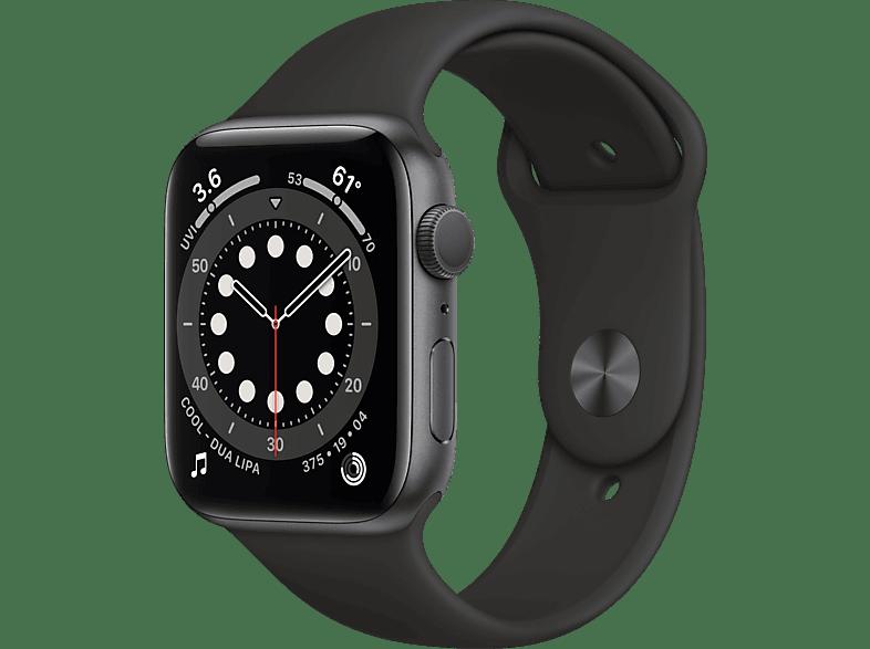 Apple Watch Series 6 (GPS), 44 mm Aluminiumgehäuse
