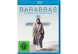 BARABBAS-ER LEBTE WEIL JESUS STARB Blu-ray