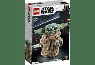 LEGO 75318 The Mandalorian - Das Kind Bausatz, Mehrfarbig