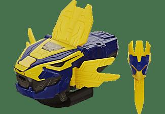 HASBRO Power Rangers Beast Morphers Beast-X King Morpher Actionspielzeug Gelb/Schwarz