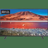 SAMSUNG GU55TU7199 LED TV (Flat, 55 Zoll / 138 cm, UHD 4K, SMART TV)