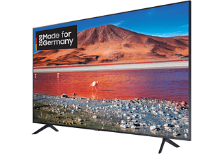 SAMSUNG GU75TU7079 LED TV (Flat, 75 Zoll / 189 cm, UHD 4K, SMART TV)