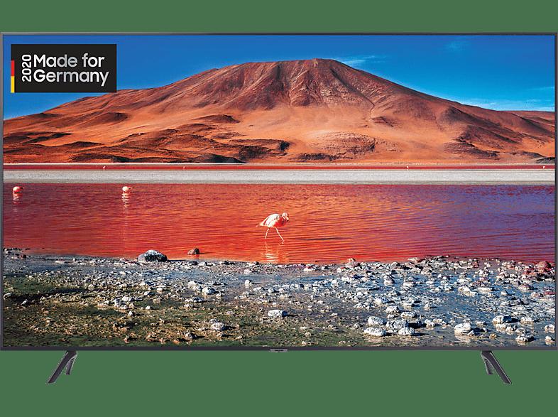 SAMSUNG GU50TU7079 LED TV (Flat, 50 Zoll/125 cm, UHD 4K, SMART TV)