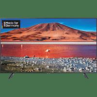 SAMSUNG GU50TU7079 LED TV (Flat, 50 Zoll / 125 cm, UHD 4K, SMART TV)