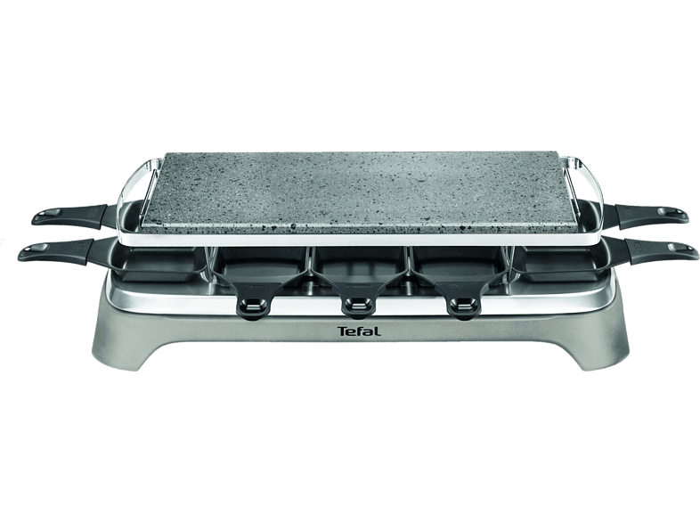 TEFAL Raclette / Steengrill Ambiance (PR457B12)