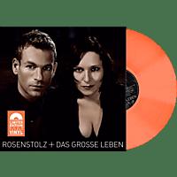 Rosenstolz - Das große Leben (Exklusive Limited Edition - Neon Orange)  - (Vinyl)