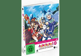 KONOSUBA-THE MOVIE DVD