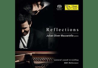 Julian Oliver Mazzariello - Reflections (Natural Sound Rec  - (SACD Hybrid)