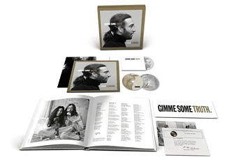 John Lennon - Gimme Some Truth.(Ltd.2CD+1bluray Audio Box)  - (CD + Blu-ray Audio)