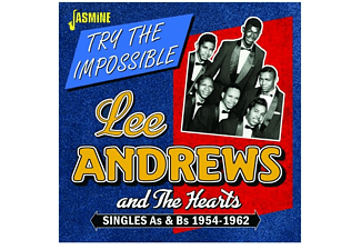 Andrews, Lee / Hearts, The - Try The Impossible  - (CD)