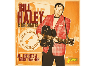 Bill Haley & His Comets - Rocks,Clocks And Alligators/All The Hits And More 1  - (CD)