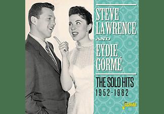 Lawrence,Steve/Gorme,Eydie - Solo Hits,1952-1962  - (CD)