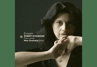 Nino Gvetadze - Einsam  - (CD)