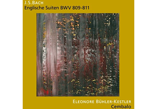Eleonore Bühler-kestler - Englische Suiten BWV 809-811  - (CD)