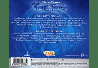 Trolljäger - (2)Original Hörspiel z.TV-Serie-Der Erste Schlag  - (CD)