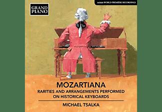 Tsalka Michael - MOZARTIANA: RARITIES AND ARRANGEMENTS PERFORMED ON  - (CD)