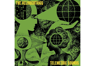The Heliocentrics - Telemetric Sounds  - (CD)