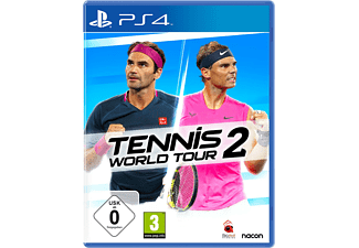 Tennis World Tour 2 - [PlayStation 4]