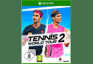 Tennis World Tour 2 - [Xbox One]