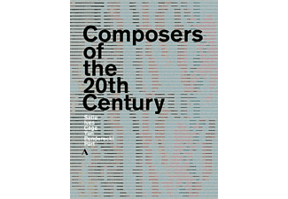 Composers of the 20th Century  - (DVD)