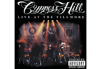 Cypress Hill - LIVE AT THE FILLMORE  - (CD)