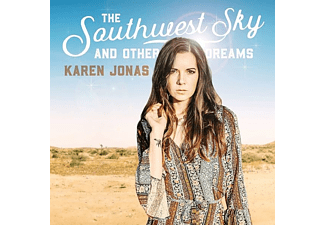 Karen Jonas - Southwest Sky And Other Dreams  - (CD)