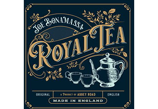 Joe Bonamassa - ROYAL TEA (LTD.180G TRANSPARENT 2LP GATEFOLD)  - (Vinyl)