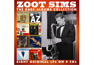 Zoot Sims - The Rare Albums Collection  - (CD)