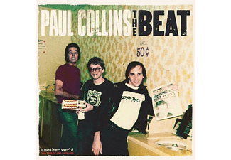 Paul -beat- Collin - ANOTHER WORLD - THE BEST OF THE ARCHIVES  - (CD)