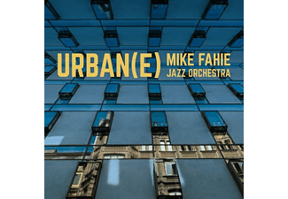 Mike Fahie - URBAN(E)  - (CD)