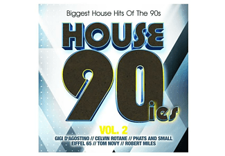 VARIOUS - House 90ies Vol.2-Biggest House Hits Of The 90s  - (CD)