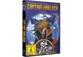 Captain Harlock DVD