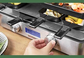 GASTROBACK 2in1 Raclette-Fondue Set Advanced Plus