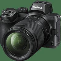 NIKON Z 5 Kit 24-200 mm Systemkamera mit Objektiv 24-200 mm, 8 cm Display Touchscreen, WLAN