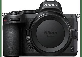 NIKON Z 5 Body Systemkamera, 8 cm Display Touchscreen, WLAN