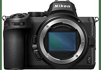 NIKON Z 5 Kit FTZ Adapter Systemkamera, 8 cm Display Touchscreen, WLAN