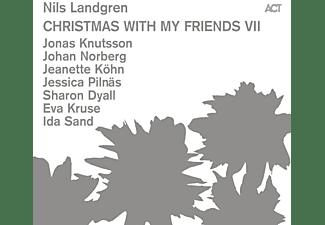 Nils Landgren - CHRISTMAS WITH MY FRIENDS VII  - (Vinyl)