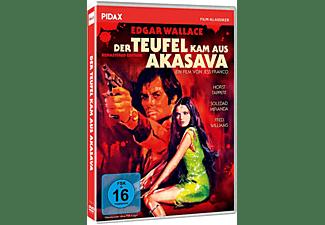 Edgar Wallace: Der Teufel kam aus Akasava DVD