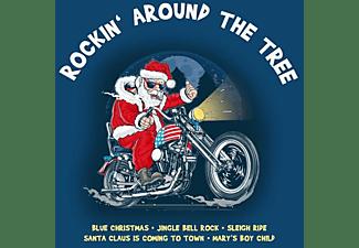 VARIOUS - Rockin' Around The Tree  - (CD)