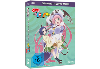 Motto To Love Ru: Trouble – 2. Staffel – Gesamtausgabe uncut DVD