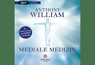 - Mediale Medizin  - (MP3-CD)