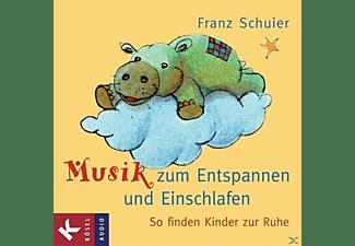 Franz Schuier - Musik zum Entspannen und Einschlafen  - (CD)